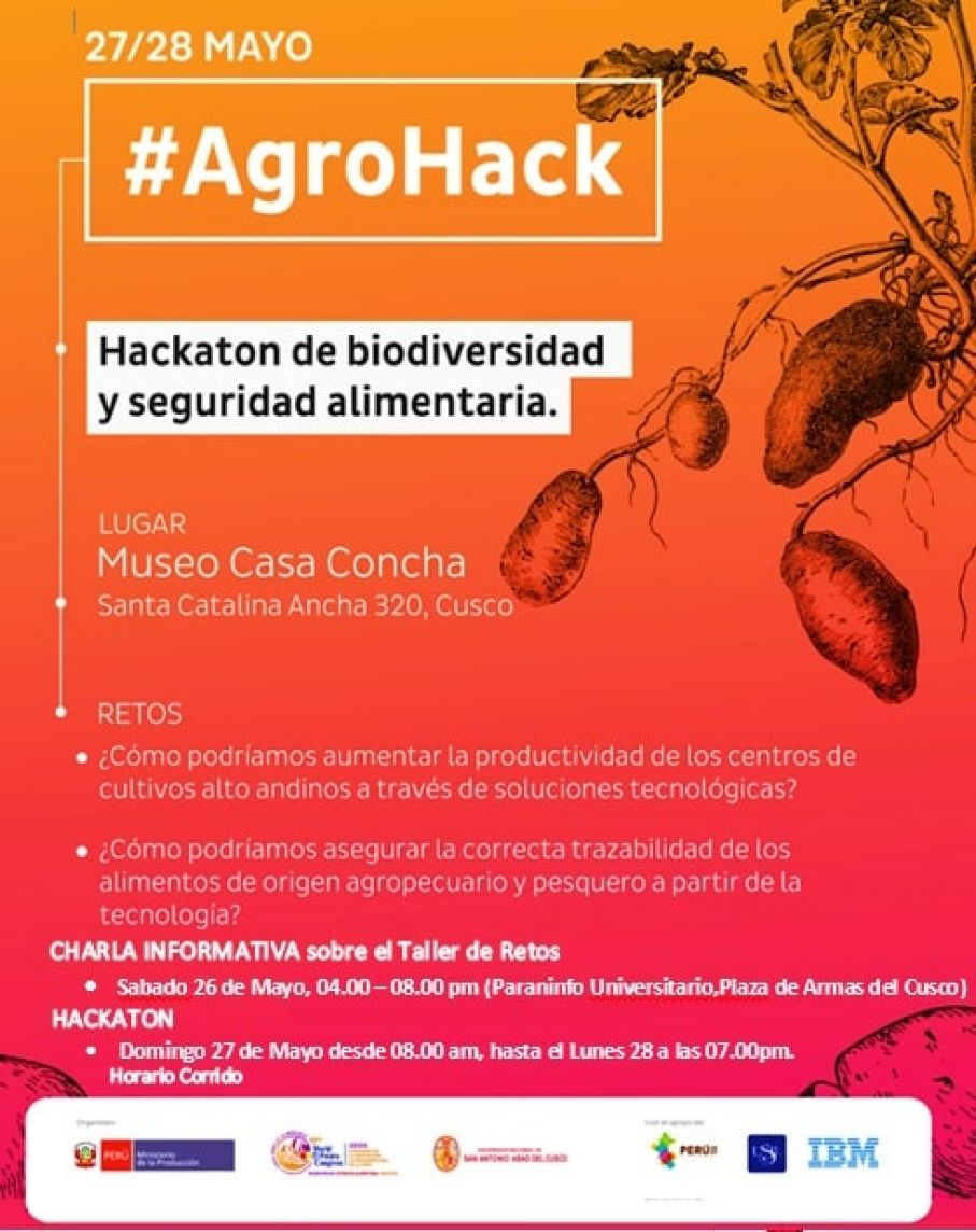 #AGROHACK 2018